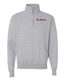 Picture of Champion Double Dry Eco Quarter-Zip Pullover