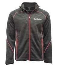 Picture of Flux Melange Bonded Fleece Jacket